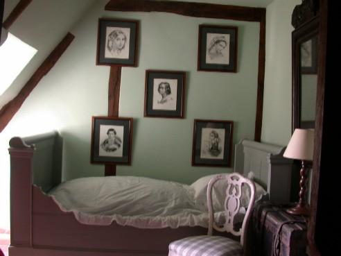 Manoir des remparts for Schlafsofa 1 60x2 00